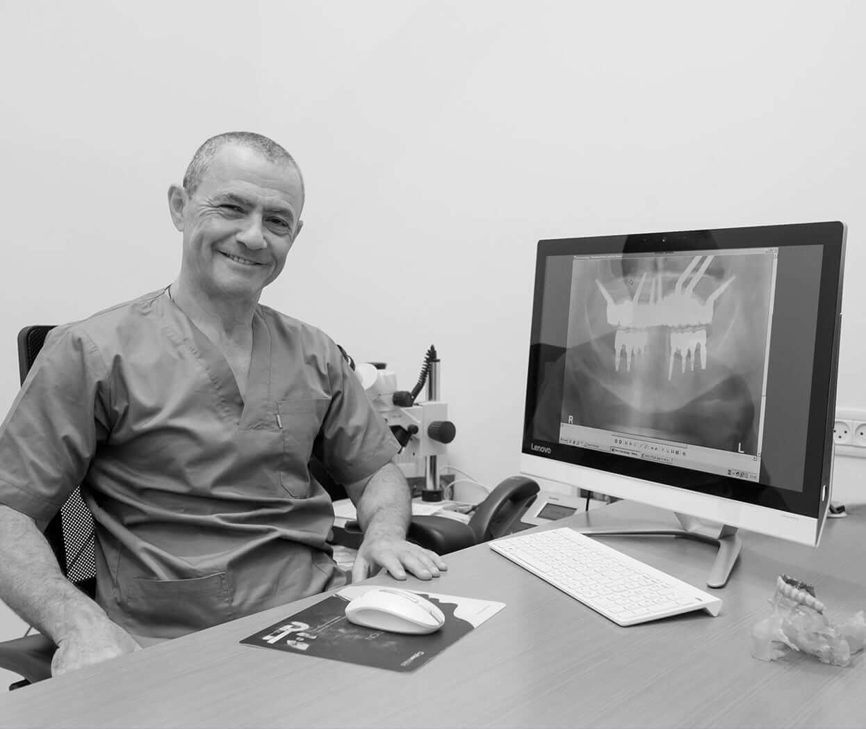 """ד""""ר יגאל בלן השתלת שיניים ביום אחד"""