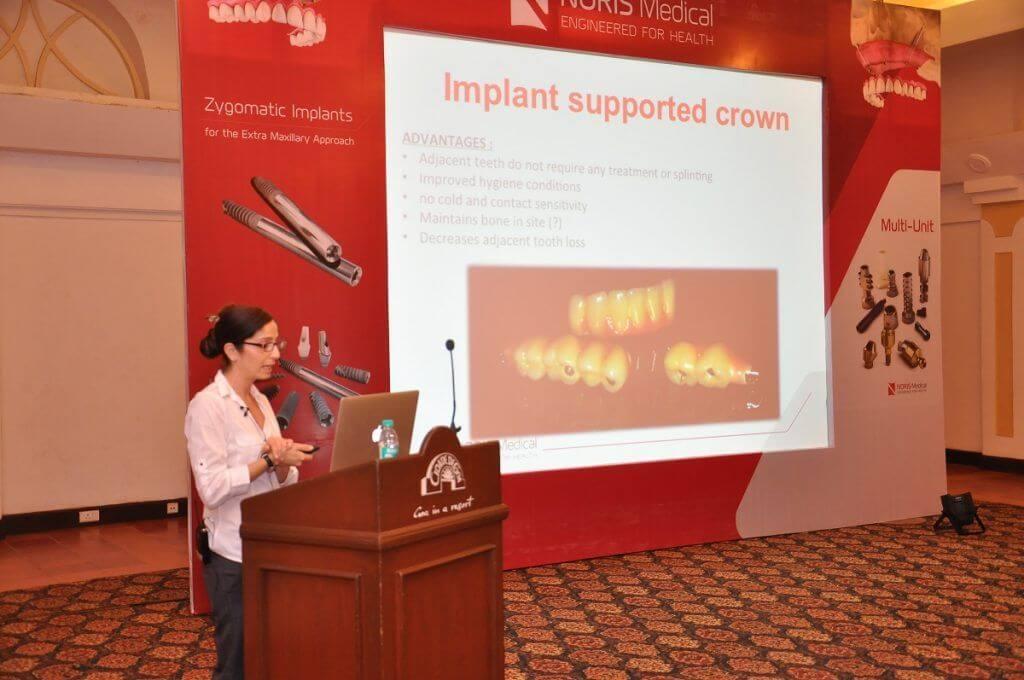 קורסים לרופאי שיניים בכירים בהודו