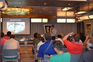 הרצאה לקבוצת רופאי שיניים בינלאומית – ספטמבר 2013