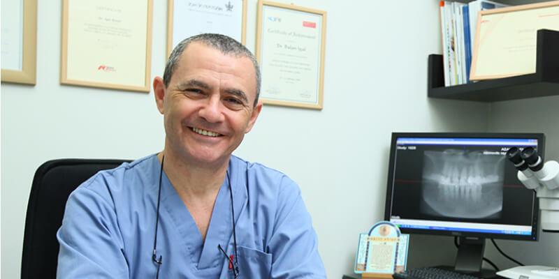 """ד""""ר יגאל בלן"""
